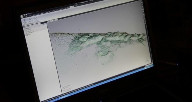 trójwymiarowe skany 3D