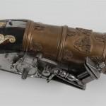 Granatnik (garłacz) ręczny,  XVII/XVIII wiek, Muzeum Wojska Polskiego w Warszawie, fot. W. Jóźwiak